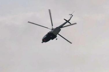 Lezuhant egy katonai helikopter Peruban, nincsenek túlélők