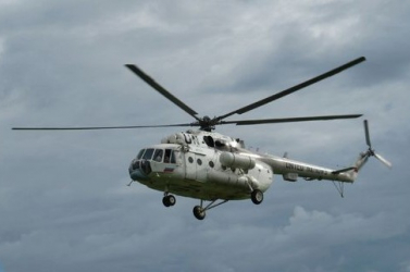 Kényszerleszállást hajtott végre egy helikopter, többen megsérültek