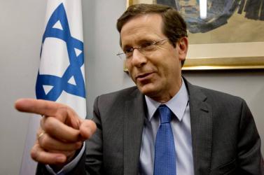 Jichák Hercogot választották elnökké Izraelben