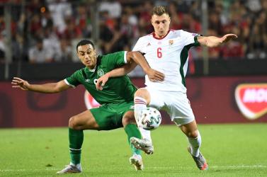 Magyarország-Írország: gól nélküli döntetlen a főpróbán