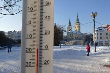 A túl alacsony hőmérséklet növeli a korai halálozás kockázatát