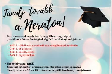 Továbbtanulási lehetőségek a dunaszerdahelyi Neratovicei téri szakközépiskolában