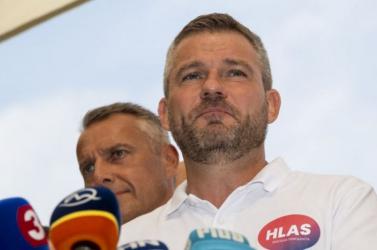 A HLAS-SD nyerné meg októberben a választásokat, az MKP és a Híd továbbra is parlamenten kívül