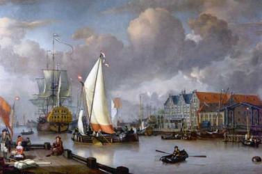 Tíz éve ellopott holland festmények kerültek elő Ukrajnában