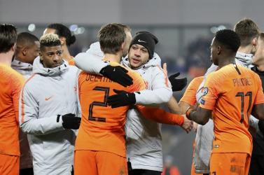 EURO-2020 - A hollandok szerint csak maximális erőbedobással győzhetik le a cseheket