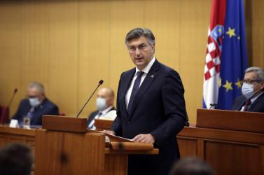 Beiktatták hivatalába azAndrej Plenkovićvezetetteúj horvát kormányt