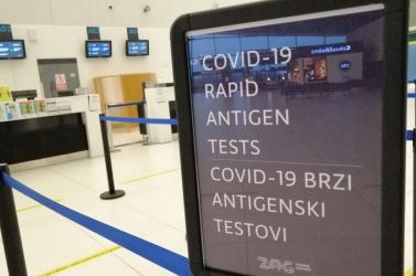 Horvátországban és Szlovéniában istöbb mint ezer új koronavírus-fertőzöttet szűrtek ki