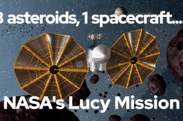 Először kutatja a Jupiter körül keringő aszteroidákat a NASA