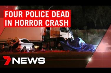 Rendőröket gázolt halálra egy teherautó Ausztráliában