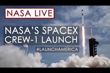 A NASA egy nappal elhalasztotta a Crew Dragon amerikai űrhajó startját