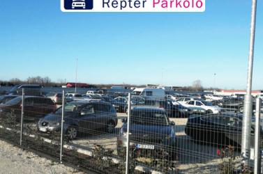 Kényelmes és tervezhető reptéri parkolás Vecsésen