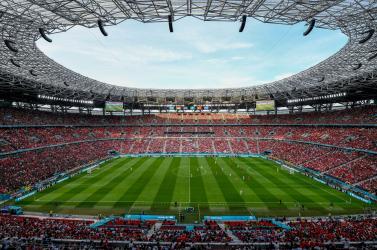 EURO 2020 – A Puskás Arénában lehetnek az elődöntők ésa döntő