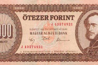 Érdemes átnézni a nálunk lévő forintot, hamarosan lejár néhány bankjegy átváltási határideje