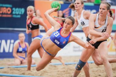 A magyar nők ezüst-, a férfiak bronzérmesek a strandkézilabda Európa-bajnokságon