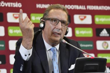 Belga másodedző a magyar labdarúgó-válogatottnál