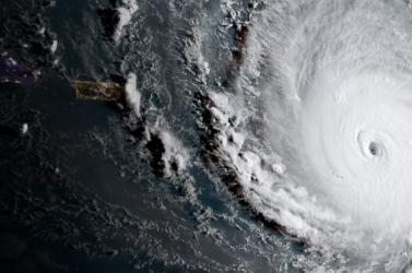 Elérte az amerikai partokat az Izajás hurrikán