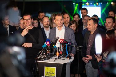 Az OĽaNO alkotmányos többséget akar, felkéri az együttműködésre Kollárt is