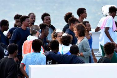 Lampedusa polgármestere nyílt levélben kért segítséget