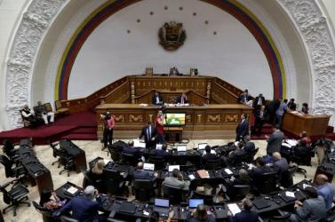 Új házelnököt választott a venezuelai parlament