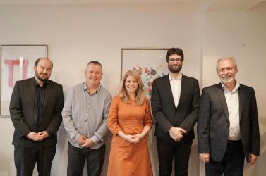 Rendszeresen egyeztetne a magyar kisebbség képviselőivel Čaputová