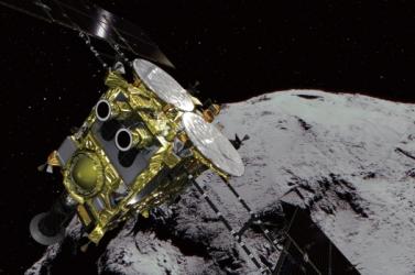 Megkezdte a Ryugu kisbolygó megközelítését a Hajabusza-2 űrszonda