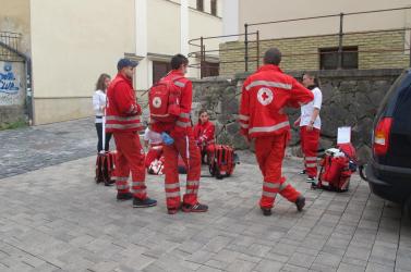 Életmentőket keres a Szlovák Vöröskereszt
