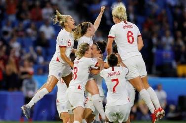90 ezer nézőt várnak a Wembley-be az angol-német női futballmeccsre