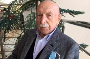 Elment a 101 éves Gyuri bácsi