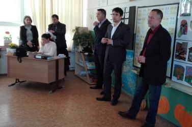 Ösztöndíjat osztott a Rákóczi Szövetség a Szabó Gyula Alapiskolában