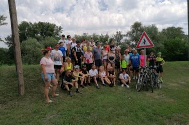 Harcos útja: Kerékpáros emléktúra Kovács Kata Zsófia emlékére