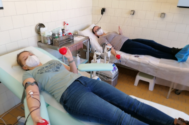 Vérhiány a komáromi kórházban – véradók segítségét kérik
