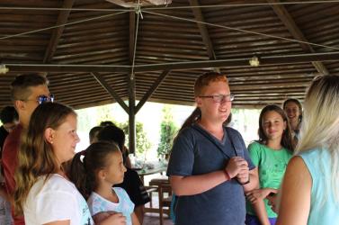 Egy nyári tábor, amelyet egyszerűen imádnak a gyerekek
