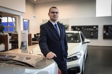 BMW – a vezetés élménye