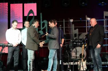 HARMÓNIA: Teltházas gálán adták át a 2018-as szlovákiai magyar zenei díjakat – FOTÓK