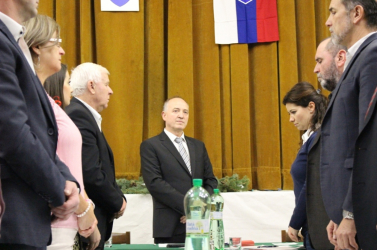 Felállt az egyházgellei önkormányzat élen az új polgármesterrel, Iván Lajossal