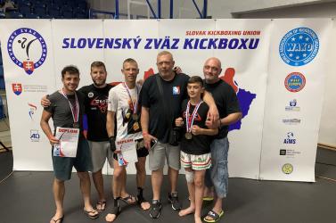 Nagymegyeri sikerek az országos kick-box bajnokságon