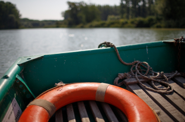 Italozás közben folyóba esett egy férfi, napokkal később egy horgász találta meg a holttestét