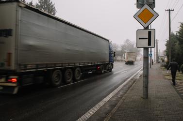 Fizetőssé tennék a teherforgalom számára a Dunaszerdahelyi és Galántai járásban a II. és III. osztályú utakat