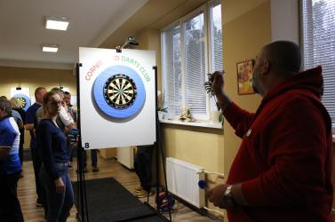 1300 euró gyűlt össze a jótékonysági dartsversenyen Dunaszerdahelyen