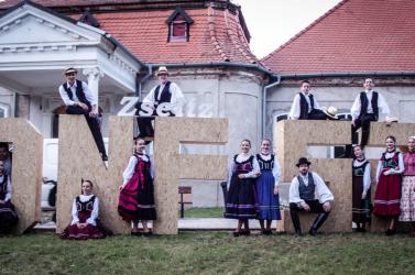 Egy nem mindennapi hétvége a zselízi Schubert parkban