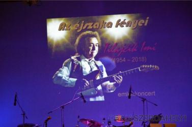 Telt házas koncert Tilajčík Imi emlékére