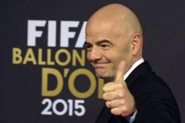 FIFA-kongresszus - Infantino közfelkiáltással maradt elnök