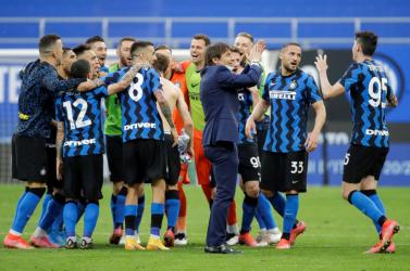 Serie A - Klubrekordot állított fel a bajnok Inter (Videók)