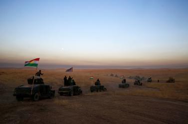 Katonai díszszemlével ünnepelte Moszul elfoglalását az iraki hadsereg