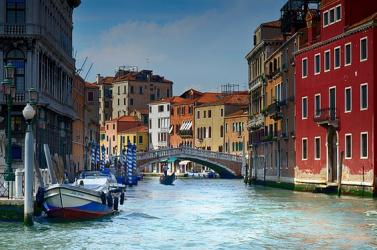 Római utat találtak a Velencei-lagúna fenekén
