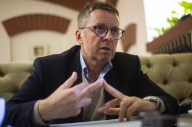 Ivan Mikloš cáfolja, hogy a Szlovák Nemzeti Bank elnöki posztjára pályázik