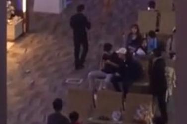 Őrület, mit művelt a fickó, miután túltolta a viagrát (videó) 18+