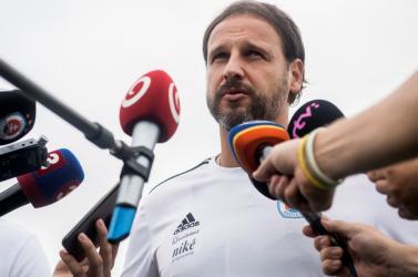 Kirúgták ifjabb Ján Kozákot, a Slovan vezetőedzőjét!