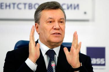 13 évet kapott a hazaárulásért és háború kirobbantásáért elítélt Viktor Janukovics