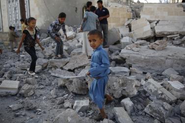 Tizenegygyerekhalt meg Jemenbenaz elmúlt napoktámadásaiban
